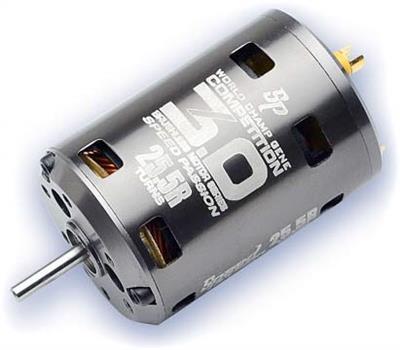 Speed passion 25 5t ver 3 0 brushless motor for Brushless motor ceramic bearings