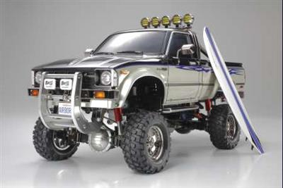 High-Lift Toyota Hilux High Lift TAM9335484 4 Tamiya Wheels